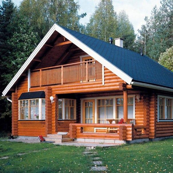 Обследование деревянного дома